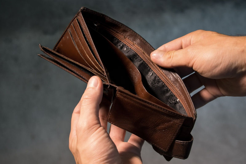 how much does a personal bankruptcy cost